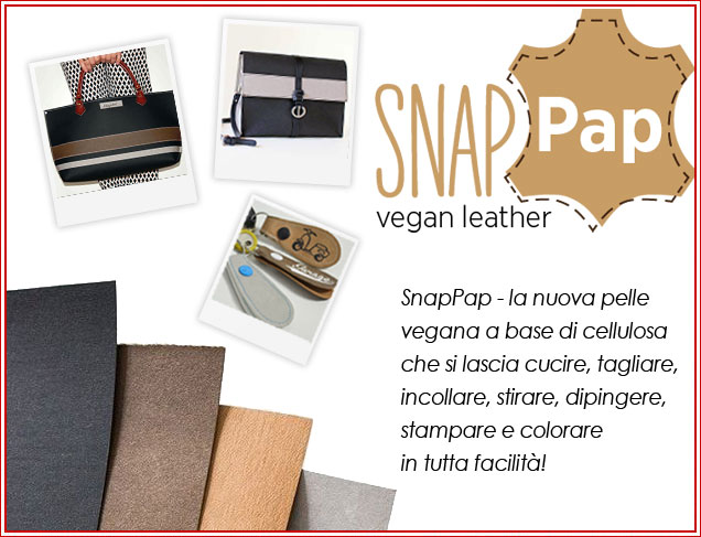 SnapPap - Vegan Leather Online Kaufen