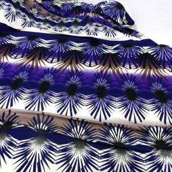 stoffe viskose jersey gemustert mercerie online shop ihr kurzwaren gesch ft. Black Bedroom Furniture Sets. Home Design Ideas