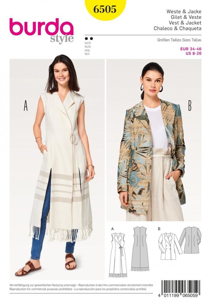 Cartamodello cappotto donna eu32 regardsdefemmes for La mia boutique gennaio 2017