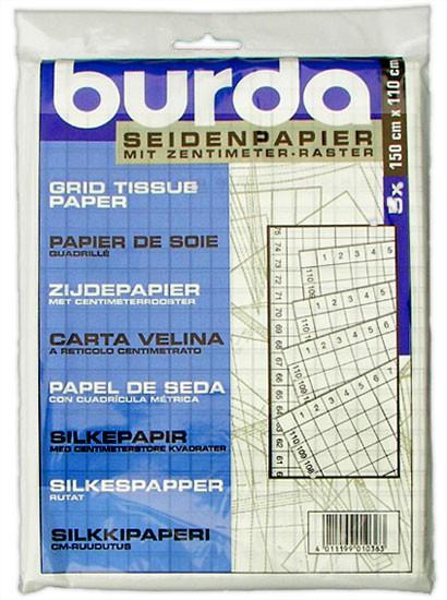 SCHNITTMUSTER: BURDA PAPIER & NÄHHILFEN - Mercerie Online Shop - Ihr ...