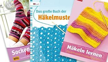 Bücher Fachliteratur Häkeln Mercerie Online Shop Ihr Kurzwaren